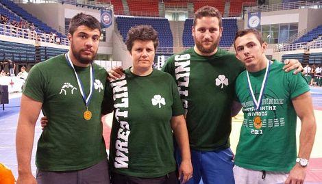 Στο Πανευρωπαϊκό Πρωτάθλημα οι παλαιστές του Παναθηναϊκού! | panathinaikos24.gr