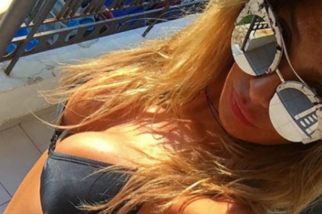 Η Αγγελική Ηλιάδη πόζαρε με ολόσωμο μαγιό και «τρέλανε» το instagram! (pics)   panathinaikos24.gr