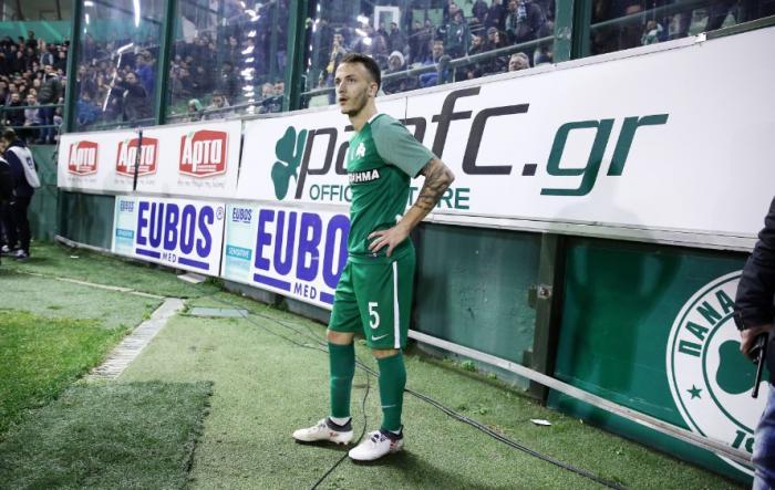 Κάτσε: «Μεγάλη ομάδα ο Παναθηναϊκός, μου αρέσουν τα δύσκολα» | Panathinaikos24.gr
