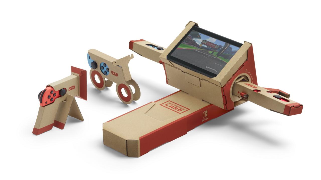Nintendo Labo: Η Nintendo αλλάζει για πάντα το παιχνίδι | panathinaikos24.gr