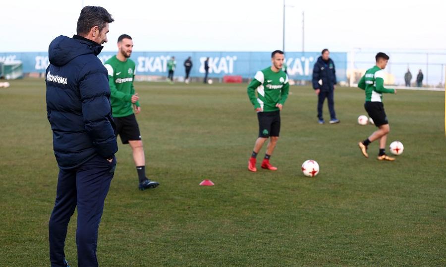 Αποφασισμένοι οι παίκτες: «Αν δεν πληρωθούμε θα παίξουμε χωρίς προπόνηση» | panathinaikos24.gr