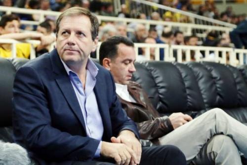 Αγγελόπουλος: «Έχουν μεγάλη βαρύτητα τα συγχαρητήρια του Γιαννακόπουλου» | panathinaikos24.gr