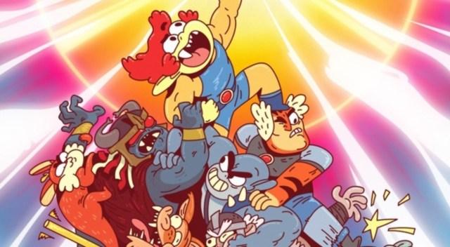 Οι Thundercats επιστρέφουν σε μορφή animation series | panathinaikos24.gr