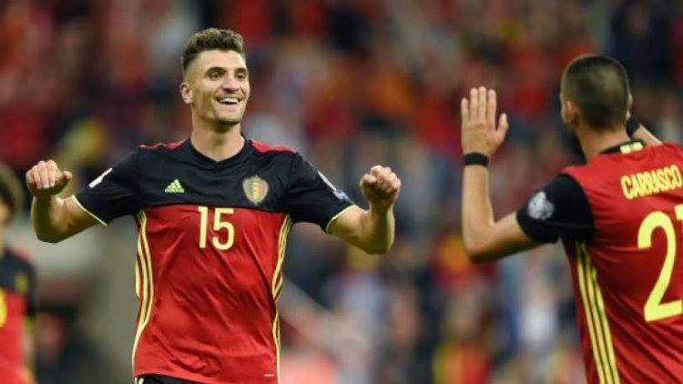 Ανοίγει το σκορ και προηγείται το Βέλγιο! (vid) | panathinaikos24.gr