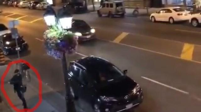 Βίντεο – ντοκουμέντο: Η στιγμή που ο δράστης στο Τορόντο ανοίγει πυρ στην ελληνική συνοικία | panathinaikos24.gr