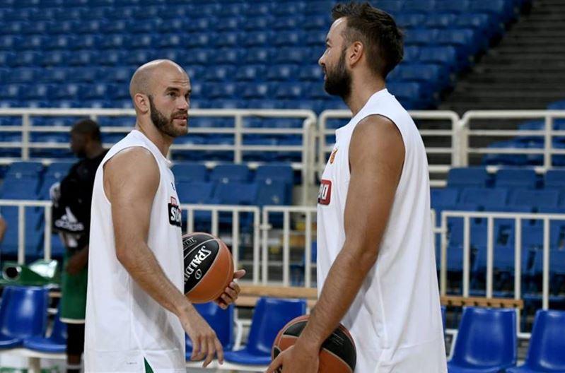 Προπόνηση χωρίς απρόοπτα – Αύριο φιλικό και αναχώρηση | panathinaikos24.gr