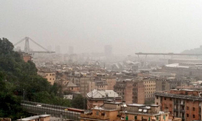 LIVE ενημέρωση Γένοβα: Οι εξελίξεις από την τραγωδία στην Ιταλία   panathinaikos24.gr