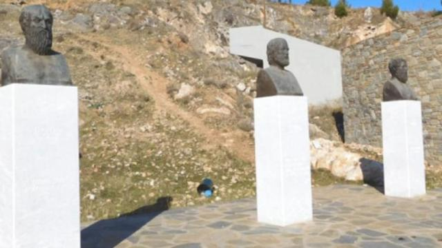 Τύρναβος: Εκλεψαν την προτομή του Μητσιμπόνα και του Αισχύλου | panathinaikos24.gr