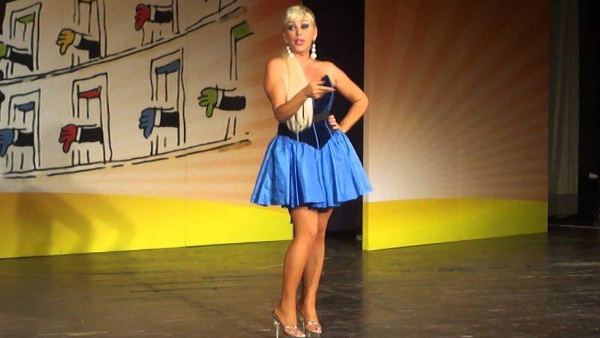Γυναικάρα: Η ξανθιά ηθοποιός που έγινε η σύγχρονη συνέχεια της Βίνας Ασίκη | panathinaikos24.gr