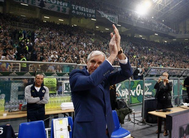 Αποθέωση για τον Ομπράντοβιτς στο ΟΑΚΑ (vid) | panathinaikos24.gr