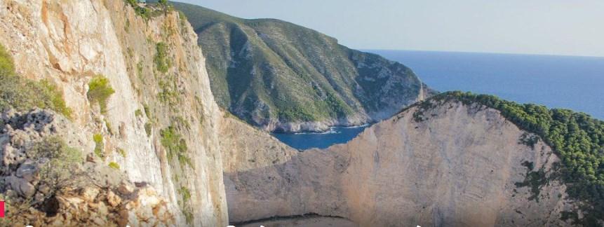 Ζάκυνθος: Έπεσε βράχος στο Ναυάγιο – Δείτε φωτογραφίες   panathinaikos24.gr