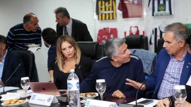 Έκτακτο: Ξύλο και μπουνιές στο Δ.Σ. της Σούπερ Λίγκας!   panathinaikos24.gr