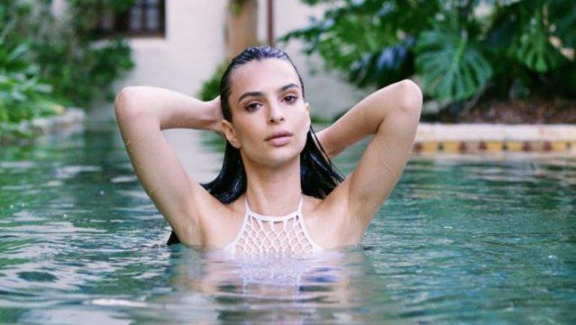 Η Emily Ratajkowki γυμνή στο νερό! – ΦΩΤΟ | panathinaikos24.gr