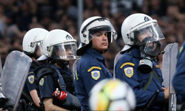 Πρωτοφανές επεισόδιο στο ΟΑΚΑ με τρεις τραυματίες!   panathinaikos24.gr