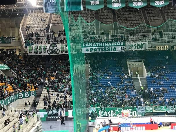 Τρολάρισμα σε Μπόγρη στο ΟΑΚΑ! | panathinaikos24.gr