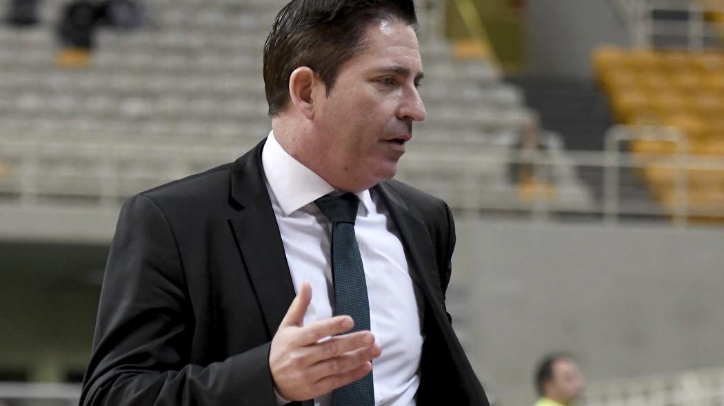 Πασκουάλ: «Βρισκόμαστε υπό πίεση» | panathinaikos24.gr