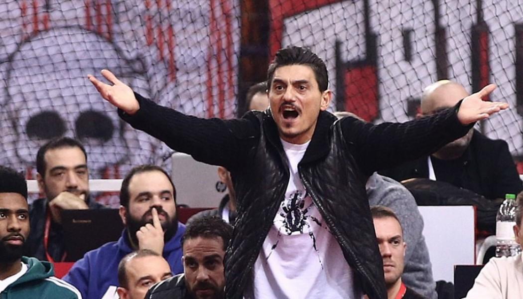 Αποθεώνει Γιαννακόπουλο ο Αγγελόπουλος | panathinaikos24.gr