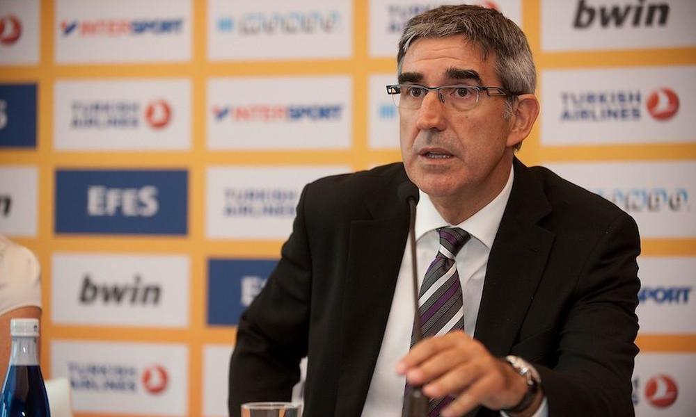 """""""Καρφιά"""" Μπερτομέου κατά FIBA: """"Είναι λάθος σε κάθε διοργάνωση""""   panathinaikos24.gr"""