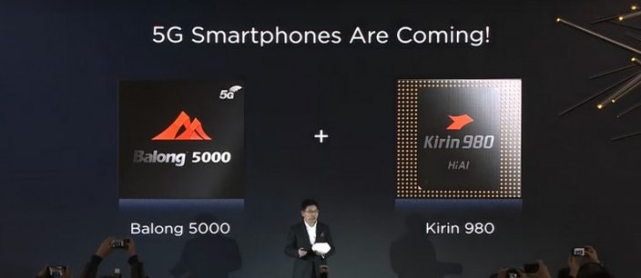 Αναδιπλούμενο 5G smartphone ετοιμάζει η Huawei | panathinaikos24.gr
