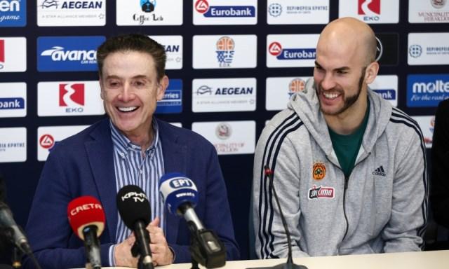 Πιτίνο: «Είμαστε αρκετά ξεκούραστοι, γιατί παίξαμε μόνο ένα ημίχρονο» | panathinaikos24.gr