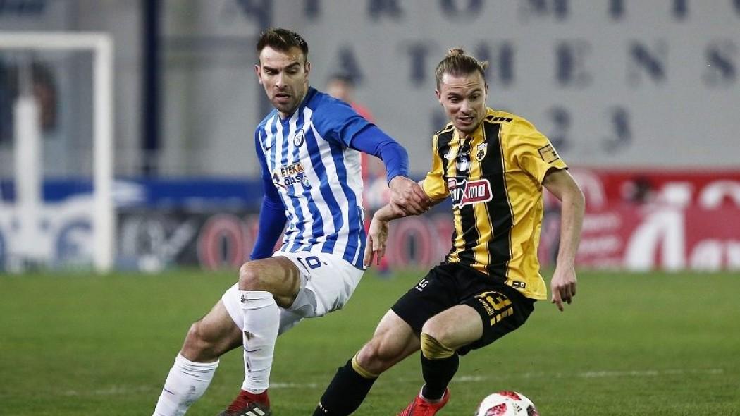 Καραμπινάτο πέναλτι κατά της ΑΕΚ δεν έδωσε ο διαιτητής (vid) | panathinaikos24.gr