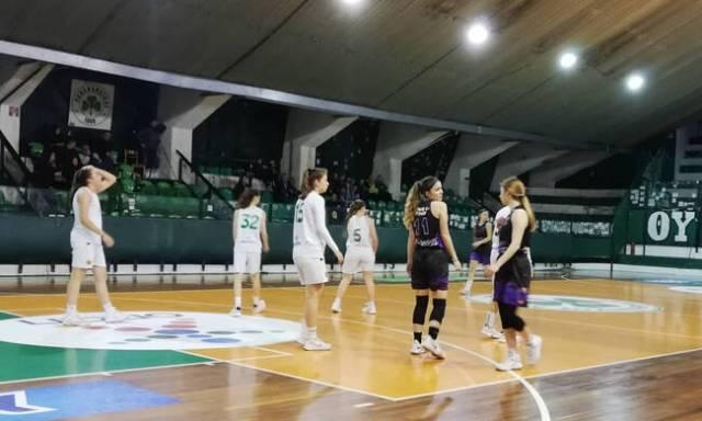 Μπάσκετ: Διπλό για τις νεάνιδες | panathinaikos24.gr