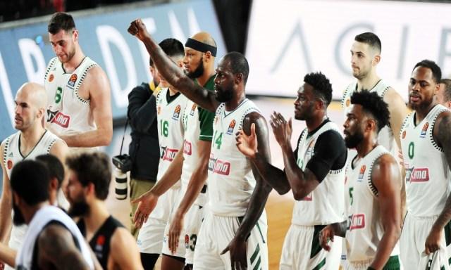Παναθηναϊκός: Μεγαλύτερη εκτός έδρας νίκη στην Ευρωλίγκα από το 2011! | panathinaikos24.gr