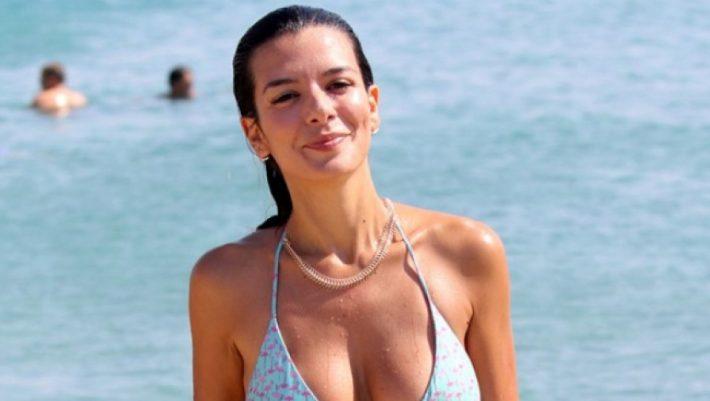 Το χυμώδες μπούστο της Νικολέττας Ράλλη ξαναχτυπά! (pics) | panathinaikos24.gr