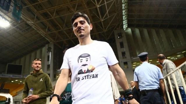 Χαμός στο διαδίκτυο με Γιαννακόπουλο και Σλούκα!   panathinaikos24.gr