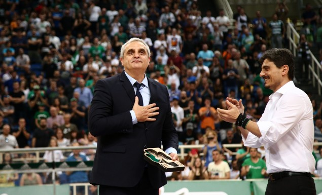Αποκάλυψη: Αλλαγή στο προπονητικό τιμ του Παναθηναϊκού! | panathinaikos24.gr