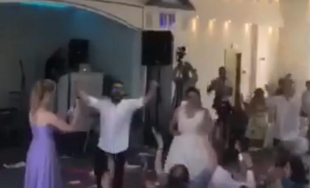 «Καλημέρα ήλιε καλημέρα» – Νεόνυμφοι, στην Ξάνθη το επέλεξαν ως τραγούδι του γάμου τους! (vid) | panathinaikos24.gr