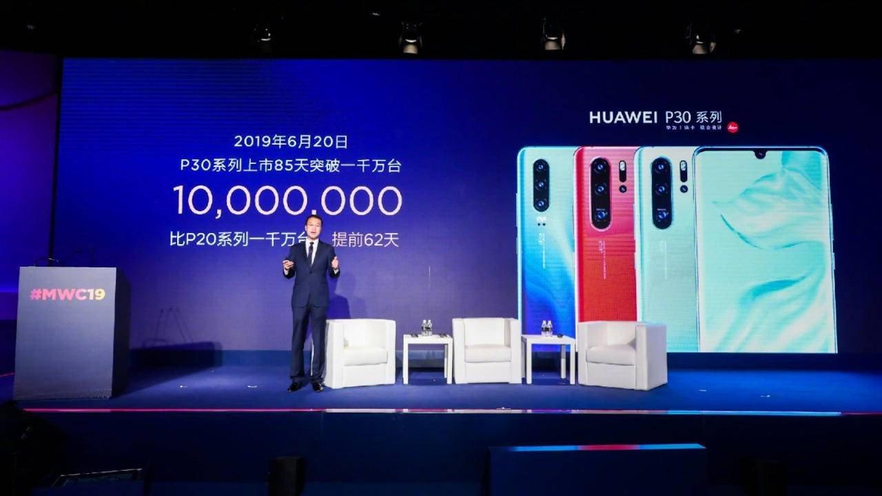 Εξαιρετικά υψηλές οι πωλήσεις της Huawei P30 Series παρά τις δυσκολίες | panathinaikos24.gr
