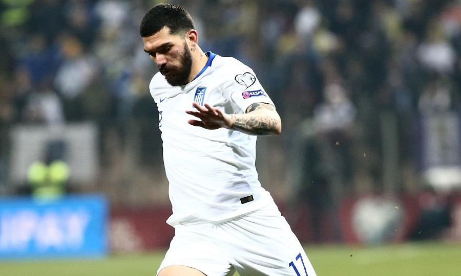 Η γκολάρα του Κολοβού στο ματς με τη Βοσνία (vid)   panathinaikos24.gr