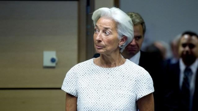 Έκτακτο: Παραιτήθηκε η Κριστίν Λαγκάρντ από το ΔΝΤ! | panathinaikos24.gr
