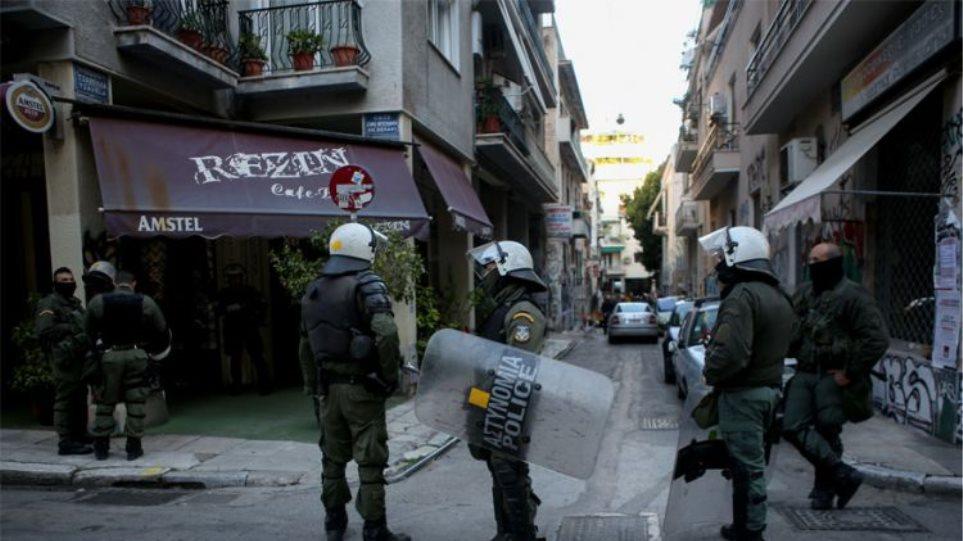 Έκαψαν την κάλπη στα Εξάρχεια! | panathinaikos24.gr