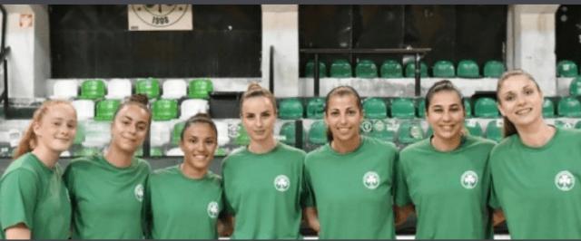 Πρώτη προπόνηση για τα φίνα κορίτσια του μπάσκετ | panathinaikos24.gr