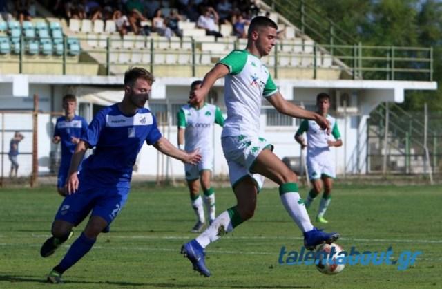 Παναθηναϊκός: Εντυπωσιακή η κ19 στη Λαμία | panathinaikos24.gr