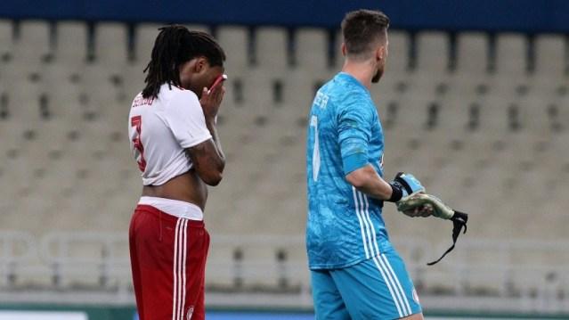 Κάκος: «Τρία πέναλτι υπέρ του Παναθηναϊκού, κόκκινη στον Σεμέδο» (vid) | panathinaikos24.gr