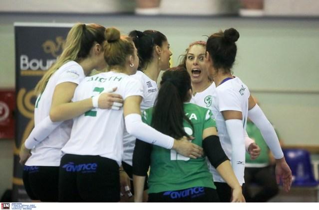Βόλεϊ γυναικών: Ανακοίνωση για το ματς του Σαββάτου με τον Ολυμπιακό | panathinaikos24.gr