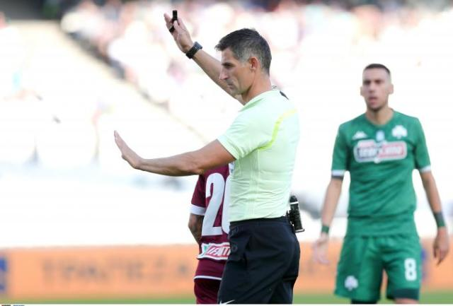 Παναθηναϊκός: «Κανονικό γκολ, ο Σιδηρόπουλος ανακαλύπτει φάουλ» (pic) | panathinaikos24.gr