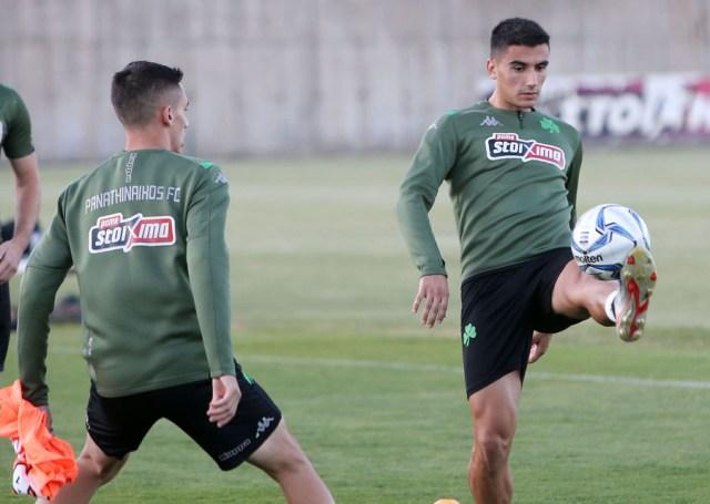Συνέχισε χωρίς νέα προβλήματα | panathinaikos24.gr