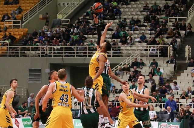 Μπάσκετ… αλάνας και «πράσινος» Λεμπρόν! | panathinaikos24.gr