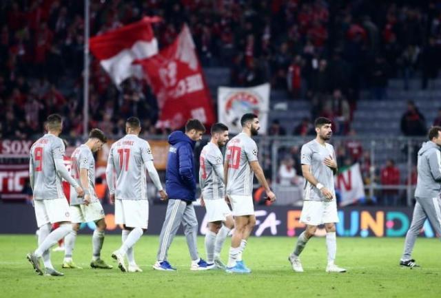Ευρώπη και… Ολυμπιακός με 0-2-10 δεν γίνεται! | panathinaikos24.gr