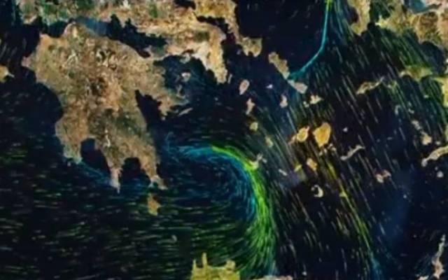 Κακοκαιρία Βικτώρια: Νέες καταιγίδες τις επόμενες ώρες στην Αττική! | panathinaikos24.gr