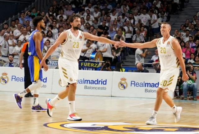 Με σημαντικές απουσίες η Ρεάλ Μαδρίτης στο ΟΑΚΑ | panathinaikos24.gr