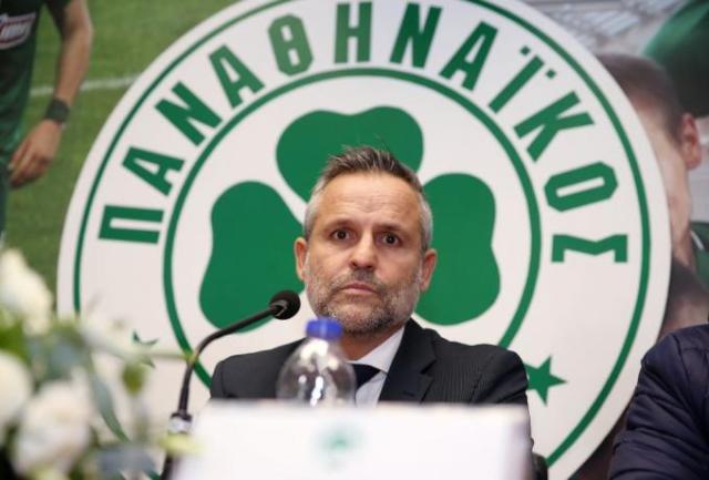 Τα είπαν Αλαφούζος – Ρόκα | panathinaikos24.gr