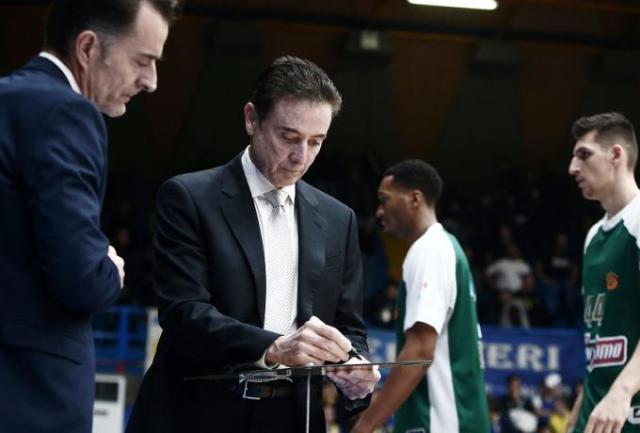 Πιτίνο: «Δεν θα βγούμε εκτός φόρμας μετά από αυτή την ήττα» | panathinaikos24.gr