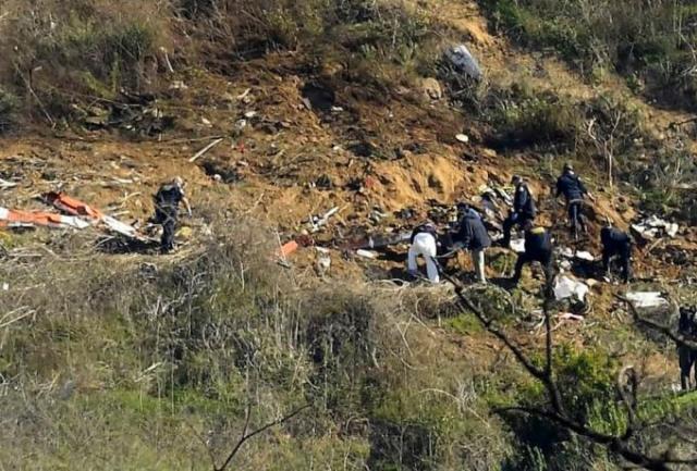 Έλειπε ειδικό ραντάρ εδάφους από το ελικόπτερο του Κόμπε!   panathinaikos24.gr