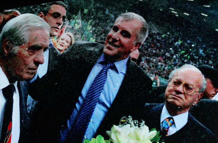 Τίμησαν τη μνήμη των Παύλου και Θανάση | panathinaikos24.gr