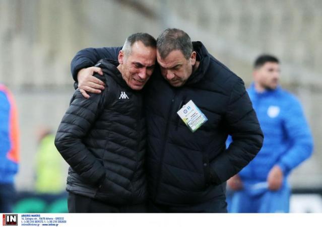 Απίθανο ξέσπασμα Δώνη που έβαλε τα κλάματα! (pics) | panathinaikos24.gr